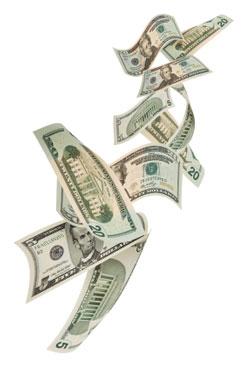 money is profit